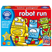 Buy Orchard Toys Robot Run Game Online at johnlewis.com