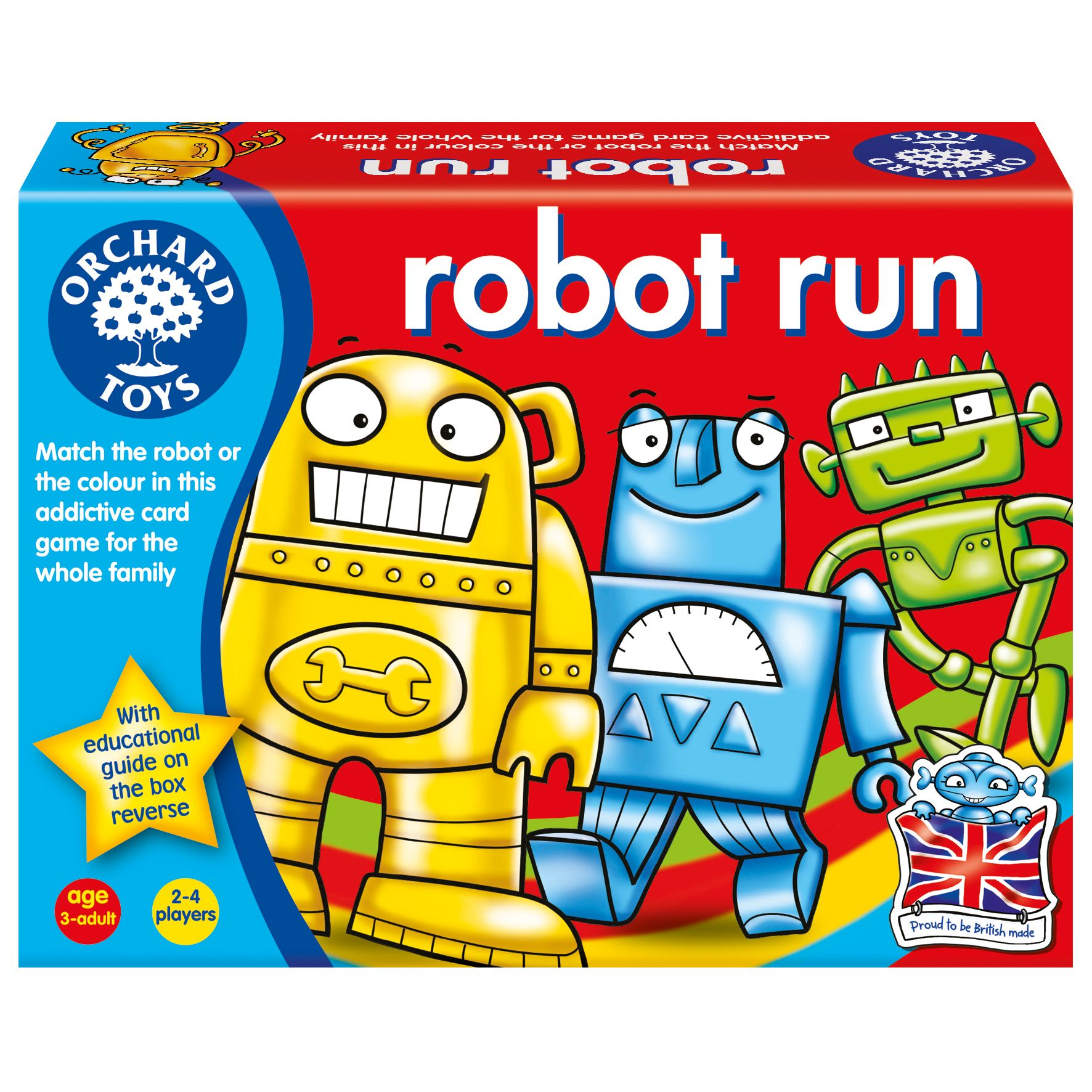 Orchard Toys Orchard Toys Robot Run Game