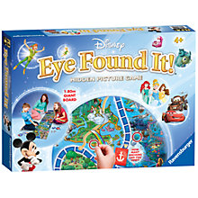 Buy Ravensburger Disney Eye Found It! Game Online at johnlewis.com