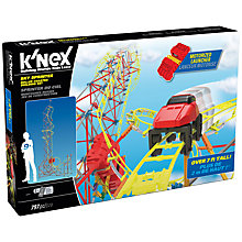 Buy K'Nex Sky Sprinter Roller Coaster Building Set Online at johnlewis.com