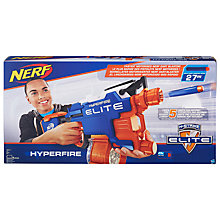 Buy Nerf N-Strike Elite HyperFire Blaster Online at johnlewis.com