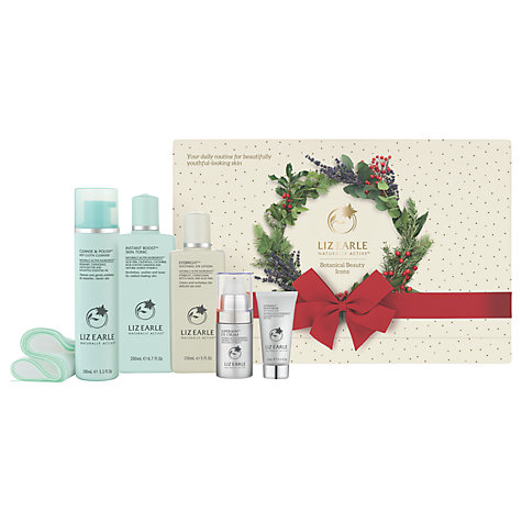 Buy Liz Earle Botanical Beauty Icons Skincare Gift Set Online at johnlewis.com