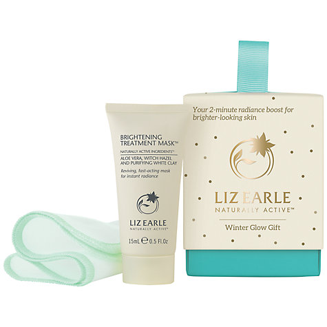 Buy Liz Earle Winter Glow Gift Skincare Set Online at johnlewis.com