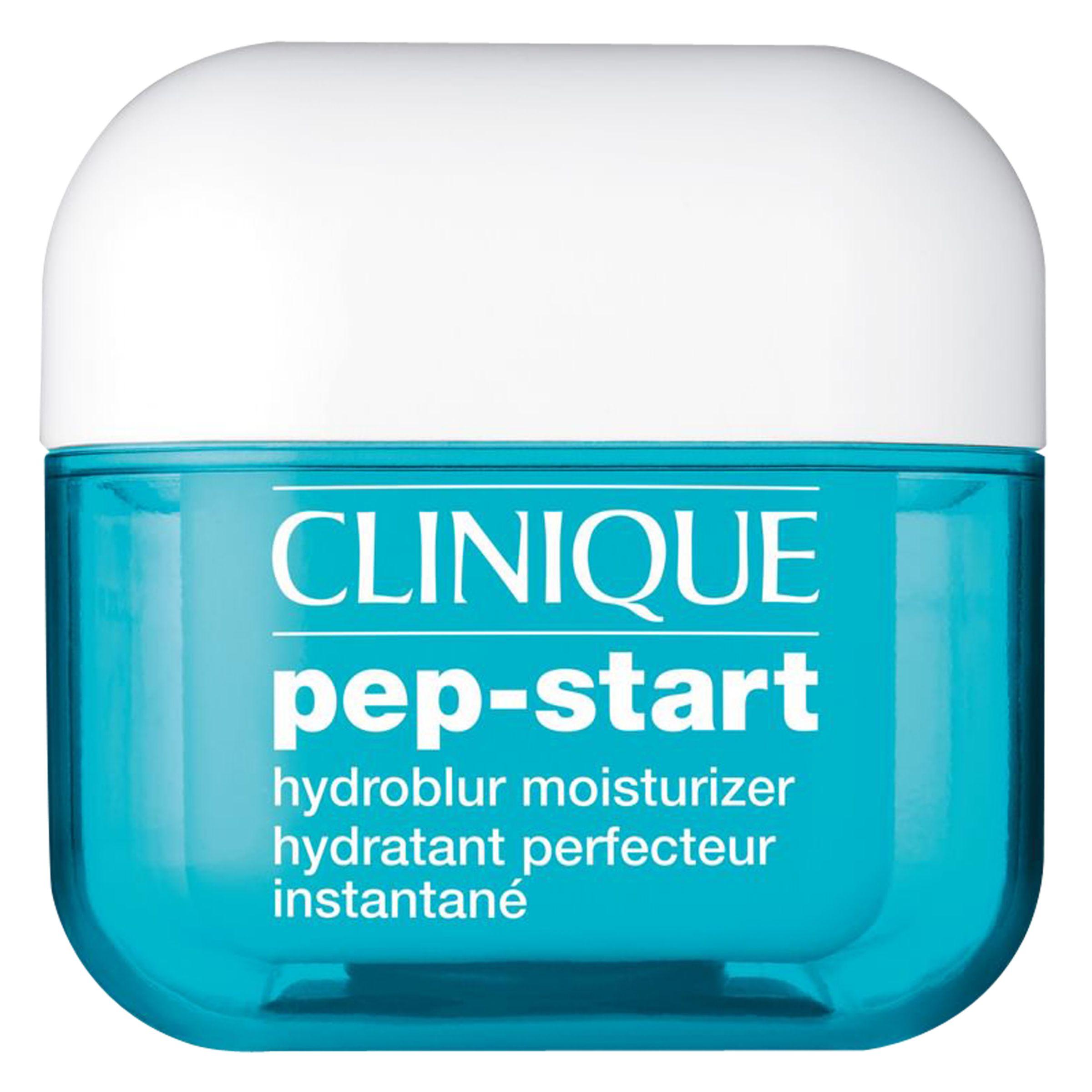 CLINIQUE pep-start hydroblur moisturizer 50ml
