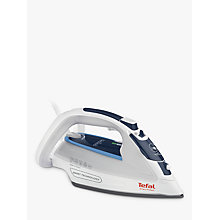 Buy Tefal FV970 ULTRAGLISS 4 Protect Steam Iron Online at johnlewis.com
