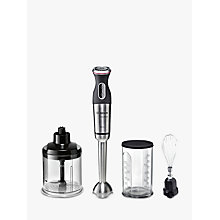 Buy Bosch MSM88160GB Hand Blender, Black Online at johnlewis.com