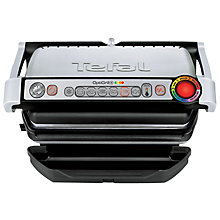 Buy Tefal GC713D40 OptiGrill+ Online at johnlewis.com