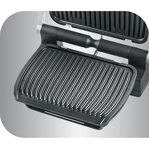 Buy tefal gc713d40 optigrill john lewis - Tefal raclette grill john lewis ...