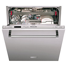 Buy KitchenAid KDSDM82130 Integrated Dishwasher Online at johnlewis.com