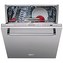 Buy KitchenAid KDSCM82130 Integrated Dishwasher Online at johnlewis.com