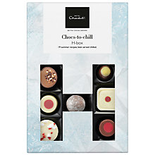 Buy Hotel Chocolat 'Chocs To Chill' H-box, 165g Online at johnlewis.com