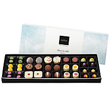 Buy Hotel Chocolat 'Chocs To Chill' Sleekster, Box of 32, 325g Online at johnlewis.com