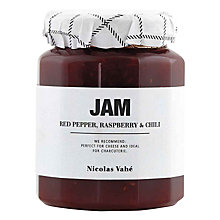 Buy Nicolas Vahe Pepper And Raspberry Jam, 330g Online at johnlewis.com