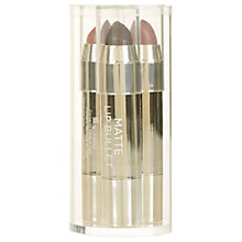 Buy TOPSHOP Limited Edition Mini lip Bullet Trio, Brown Online at johnlewis.com