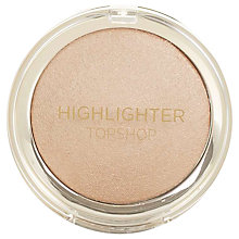 Buy TOPSHOP Limited Edition Highlighter, Sun Warrior Online at johnlewis.com