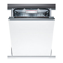 Buy Bosch SMV88TX26E Integrated Dishwasher with Home Connect Online at johnlewis.com