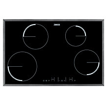 Buy Zanussi ZEI8640XBA Induction Hob Online at johnlewis.com