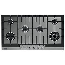 Buy Zanussi ZGG96624XA Gas Hob Online at johnlewis.com