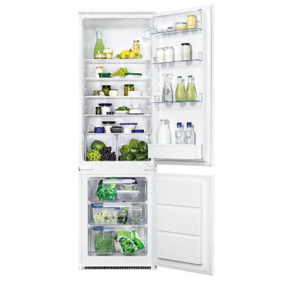 Zanussi ZBB28441SA Integrated Fridge Freezer A Energy Rating 54cm Wide