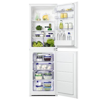 Zanussi ZBB27450SA Integrated Fridge Freezer A Energy Rating 54cm Wide