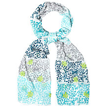 Buy White Stuff Royal butterfly Scarf, Multi Online at johnlewis.com