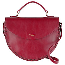 Buy Radley Paternoster Leather Across Body Bag Online at johnlewis.com