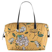 Buy Radley Floristics Large Tote, Yellow Online at johnlewis.com