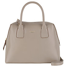 Buy Radley Mortimer Leather Large Bowler Grab Bag Online at johnlewis.com