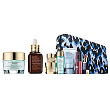 Buy Estée Lauder Advanced Night Repair Serum, 50ml and Daywear Oil Free Creme, 50ml with Your Gift Our Treat Online at johnlewis.com
