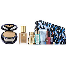 Buy Estée Lauder Double Wear Stay in Place Makeup Fresco, 30ml and Double Wear Stay in Place Powder Makeup Fresco, 12g with Your Gift Our Treat Online at johnlewis.com