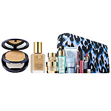 Buy Estée Lauder Double Wear Stay in Place Makeup Desert Beige, 30ml and Double Wear Stay in Place Powder Makeup Desert Beige, 12g with Your Gift Our Treat Online at johnlewis.com