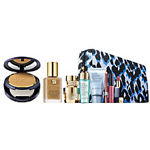 Buy Estée Lauder Double Wear Stay in Place Makeup Ivory Beige, 30ml and Double Wear Stay in Place Powder Makeup Ivory Beige, 12g with Your Gift Our Treat Online at johnlewis.com