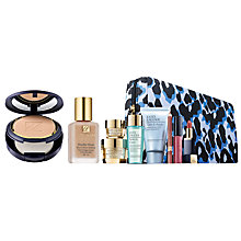 Buy Estée Lauder Double Wear Stay in Place Makeup Ecru, 30ml and Double Wear Stay in Place Powder Makeup Ecru, 12g with Your Gift Our Treat Online at johnlewis.com