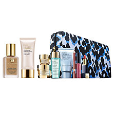 Buy Estée LauderDouble Wear Stay in Place Makeup Fresco, 30ml and Illuminating Perfecting Primer, 30ml with Your Gift Our Treat Online at johnlewis.com