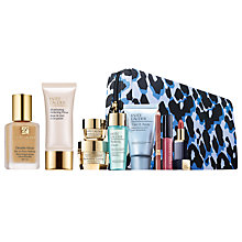 Buy Estée Lauder Double Wear Stay in Place Makeup Desert Beige, 30ml and Illuminating Perfecting Primer, 30ml with Your Gift Our Treat Online at johnlewis.com