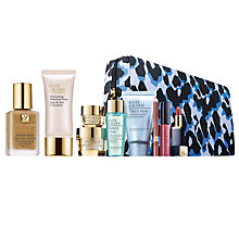 Buy Estée Lauder Double Wear Stay in Place Makeup Ivory Beige, 30ml and Illuminating Perfecting Primer, 30ml with Your Gift Our Treat Online at johnlewis.com