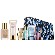 Buy Estée Lauder Double Wear Stay in Place Makeup Ecru, 30ml and Illuminating Perfecting Primer, 30ml with Your Gift Our Treat Online at johnlewis.com