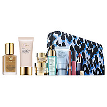 Buy Estée Lauder Double Wear Stay in Place Makeup Ivory Beige, 30ml and Matte Perfecting Primer, 30ml with Your Gift Our Treat Online at johnlewis.com