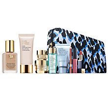 Buy Estée Lauder Double Wear Stay in Place Makeup Ecru, 30ml and Matte Perfecting Primer, 30ml with Your Gift Our Treat Online at johnlewis.com