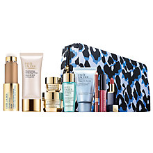 Buy Estée Lauder Double Wear Nude Cushion Stick Foundation, Desert Beige, 30ml and Illuminating Perfecting Primer, 30ml with Your Gift Our Treat Online at johnlewis.com