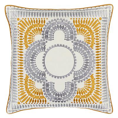 Image of Genevieve Bennett for John Lewis Pom Pom Cushion