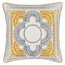 Buy Genevieve Bennett for John Lewis Pom Pom Cushion Online at johnlewis.com