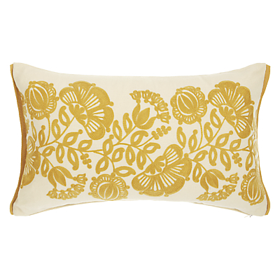 Genevieve Bennett for John Lewis Persian Thistle Cushions