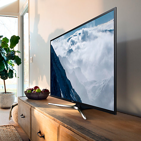 buy samsung ue40ku6000 hdr 4k ultra hd smart tv 40 with freeview hd playstation now. Black Bedroom Furniture Sets. Home Design Ideas