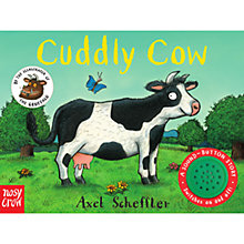 Buy Cuddly Cow Children's Book Online at johnlewis.com