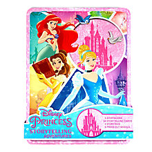 Buy Disney Princess Storytelling Adventures Tin Online at johnlewis.com