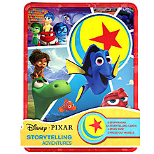 Buy Disney Pixar Storytelling Adventures Tin Online at johnlewis.com