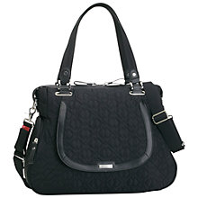 Buy Storksak Anna Quilted Changing Bag Online at johnlewis.com