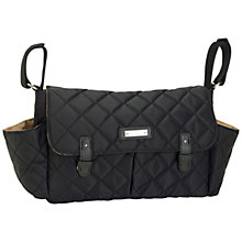 Buy Storksak Quilted Caddy Changing Bag Online at johnlewis.com