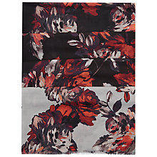 Buy Hobbs Louise Scarf, Silver/Multi Online at johnlewis.com
